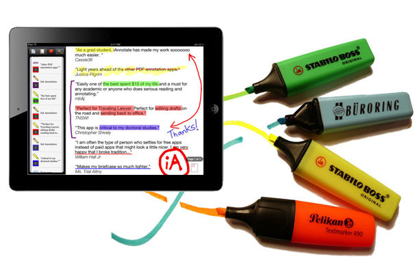 The ultimate guide on how to annotate pdf files on the ipad ccuart Images