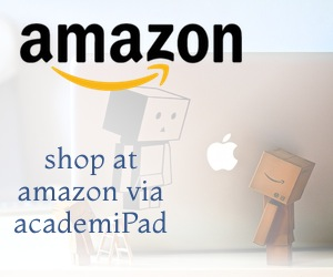 Support academiPad by shopping on amazon via this link